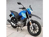 wanted on road motorbike 125cc