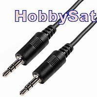 Steren 255-258 stereo 3.5mm male 76 inches cable iPod iPhone