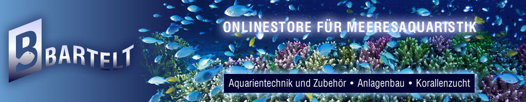 Meerwasser Aquaristik Bartelt