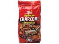 10KG Bag Fuel Express BBQ Charcoal Briquettes