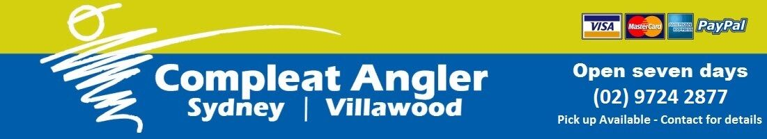 Compleat Angler Villawood & Sydney