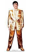 King-Elvis-Presley-stand-up-life-size-cardboard-cut-out-Gold-Suit