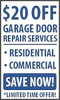 NEED your Garage Fix Today? Give Us A Call Us(24/7) 4 Best Quote