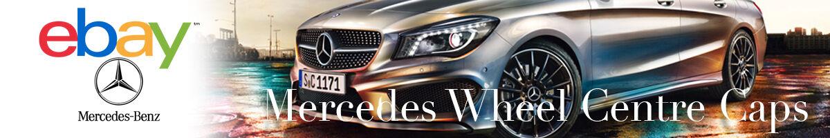 Mercedes Wheel Centre Caps