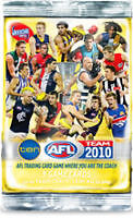 ★ AFL - 2010 TEAMCOACH Trading Card Packs (22) #NEW