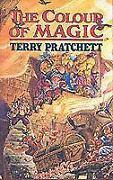 Terry Pratchett Hardback Colour of Magic