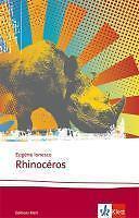 Rhinocéros von Eugène Ionesco (2010, Taschenbuch)
