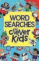 Wordsearches for Clever Kids von Gareth Moore (2015, Taschenbuch)