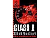 Robert Muchamore Cherub Series - Books 1-3 - Class A, Maximum Security & The Recruit.
