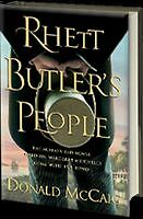 Rhett Butler's  (GONE WITH THE WIND)   people book