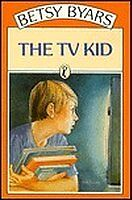 The TV Kid - Paperback book by Betsy Byars - Great Shape!!