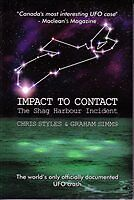 Impact to Contact: The Shag Harbour Incident- Signed Copy