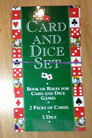 Little Box of Card Games and Tricks for sale