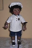 Georgetown Collection Porcelain Doll - Tyler