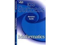Letts Key Stage 3 Mathematics Revision Guide and Mathematics Workbook