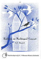 Cuckoo and Nightingale Concert Organ Handel Music