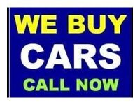 WE BUY CARS - VANS - 4X4 - ANY MAKE - ANY MODEL - ANY CONDITION - BOUGHT FOR CASH!!! UPTO £500 PAID