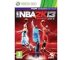 ★★NBA 2K13★★XBOX 360★★100% GENUINE PAL FOR AUS CONSOLES★★AUSTRALIAN SELLER★★