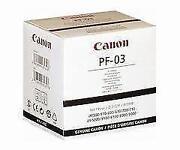Canon Printer Head