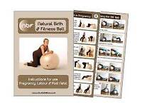 Natural Birth & Fitness Ball 65 cm