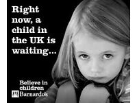 £11-£14p/h - Help Children!! - Street Fundraising for Barnardo's, Immediate Start(CHL)