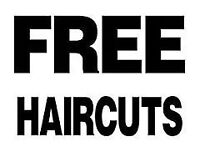 Free men cut and women cut + color
