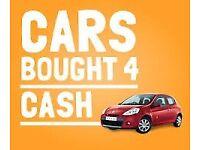 cars VANS trucks WANTED we PAY cash £ no MOT non RUNNER scrap COMMERCIALS plant TIPPERS atvs MPVS