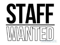 STAFF WANTED FOR A WELL KNOWN HOTEL IN EAST LONDON
