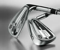 Brand New Wilson Staff FG Tour Forged Irons, RH, Stiff Shaft