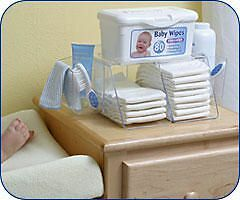 Prince Lionheart Diaper Depot Organizer Kitchener / Waterloo Kitchener Area image 2