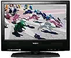 Sony KDL-20S4000-20'' Widescreen Bravia HD Ready LCD TV - With Freeview