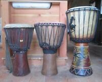 $1 a day djembe rental!