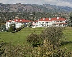 Fairmont hot spring timeshare