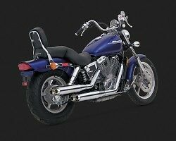 Vance & Hines Classic II Slash Cut Exhaust For Honda VT1100