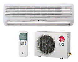 Lg ductless air conditioning unit