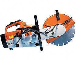 Stihl Ts 400 Concrete Cut Off Saws Ebay