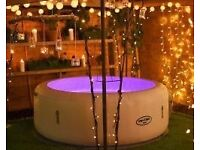 HOT TUB for hire for 2 days only £99 🌞