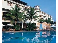 Stay in Goa, India at a 3.5 star