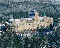 Fairmont Chateau whistler gift certificate