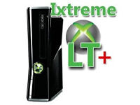 'Special' Xbox 360 Slim 4GB + 250GB hard drive + 55 games + controller