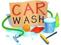 Car wash Staff needed Brent Cross / Pinner