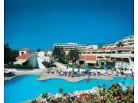 Tenerife Apartment Cancellation - Club Olympus 10th - 20th September 2016