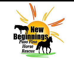 New Beginnings Paso Fino Horse Rescue. inc
