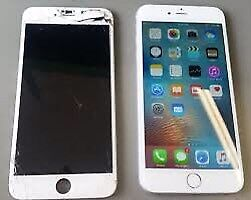 FIX YOUR IPHONE SCREEN 6, 6+, 7, 7+