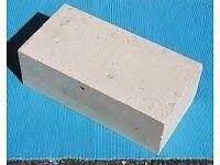 Alumina Kiln/Insulation Brick High Temperature Insulating Bricks- B26 (230mm x 114mm x76mm)