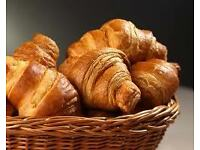 Viennoiserie Danish Pastry baker £9.50 per hour Greenwich
