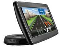 TOMTOM 4EQ50 Z1230 5 INCH TOUCH SCREEN SAT NAV - GREAT CONDITION