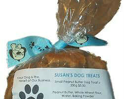 Susan's Dog Treats
