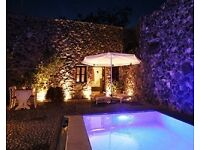 Luxurius Santorini Greece Villa