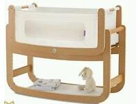 Snuzpod 3in1 natural crib BARGAIN £150ono